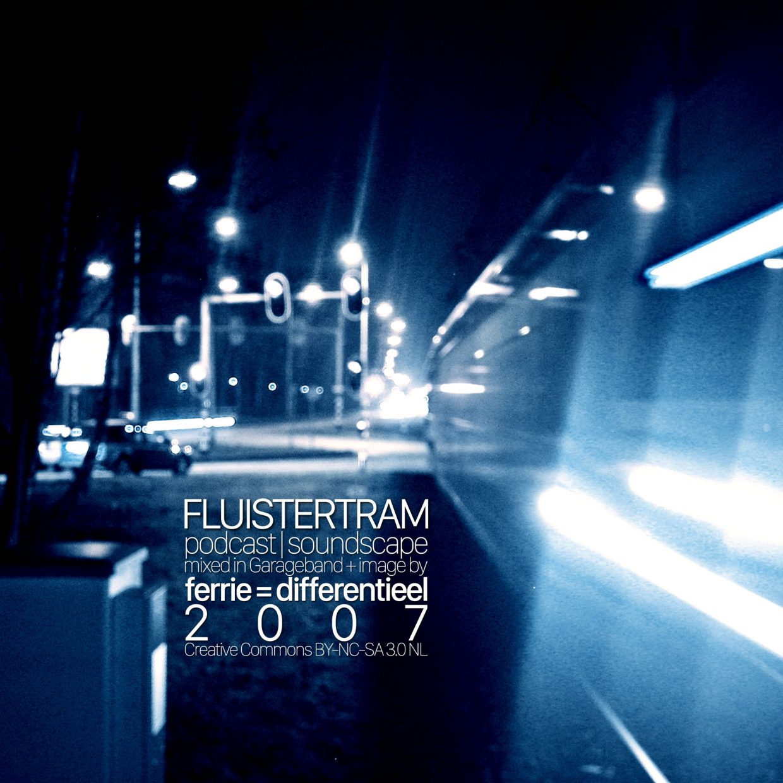 Fluistertram cover