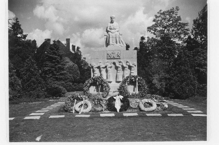 19 Emmaplein 1938