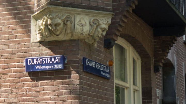 28 Dufaystraat hoek JVerhulst 2018