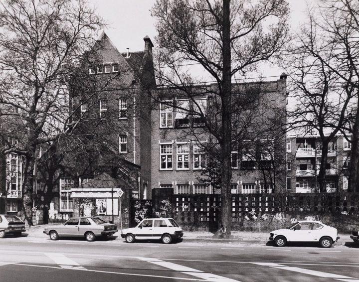 33 Valeriusschoolzijgevel 1978
