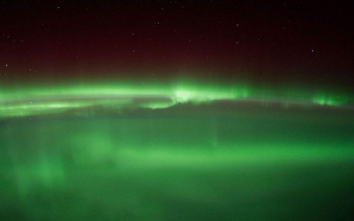 aurora borealis nasa